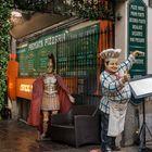 Il centurione del naviglio, Milano