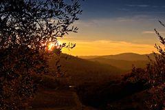 Il Chianti e le sue colline