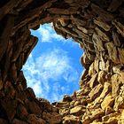 Il Cielo dal Nuraghe