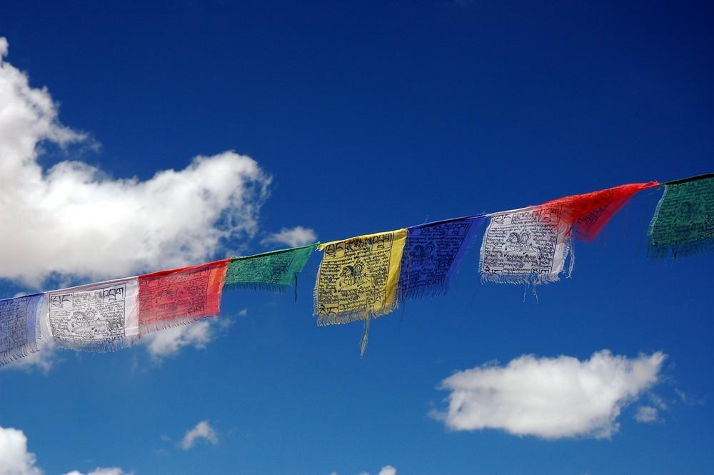 il cielo del Ladakh