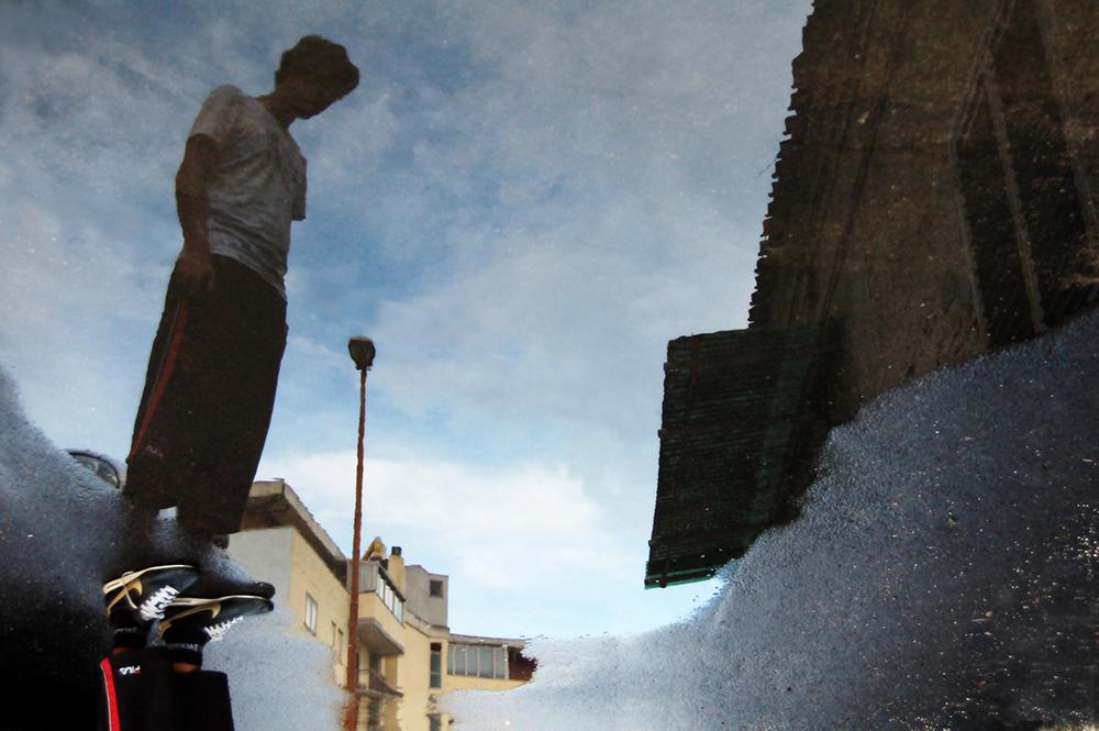"""""""Il cielo in strada..."""" di Lauro Delicato"""
