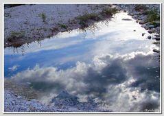 il cielo nella pozza