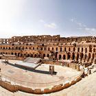 il Colosseo _Tunisia_El Jem