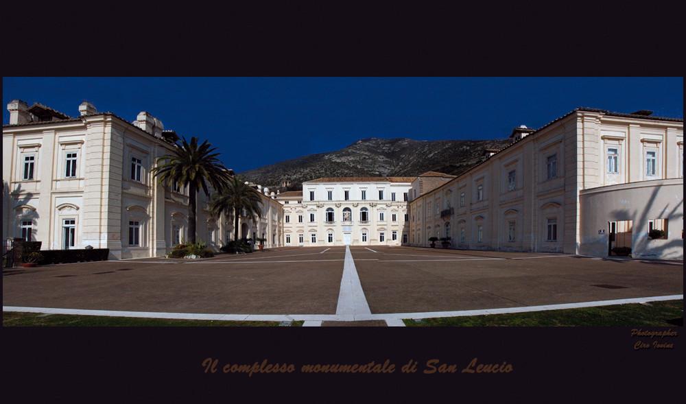 Il complesso monumentale di San Leucio