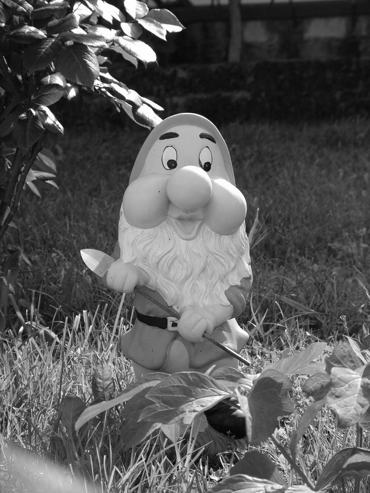Il custode del giardino.
