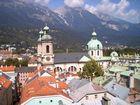 il duomo di Innsbruck... visto dalla cima della Stadt Turn (torre di città)
