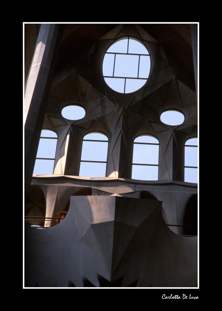 Il Fascino Della Sagrada Familia