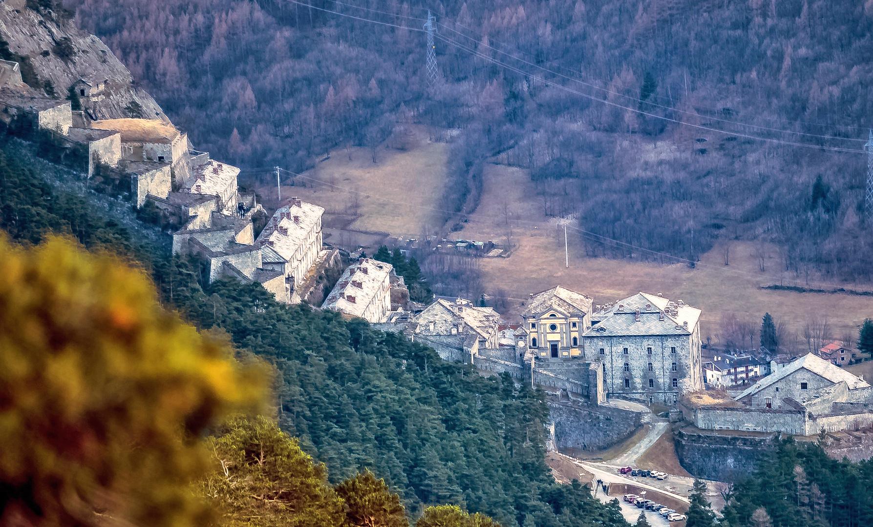 Il Forte di Fenestrelle ( se lo conosci lo rispetti)
