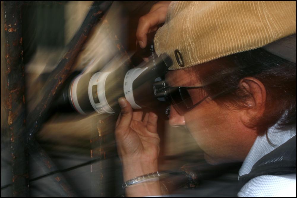 il fotografo dinamico