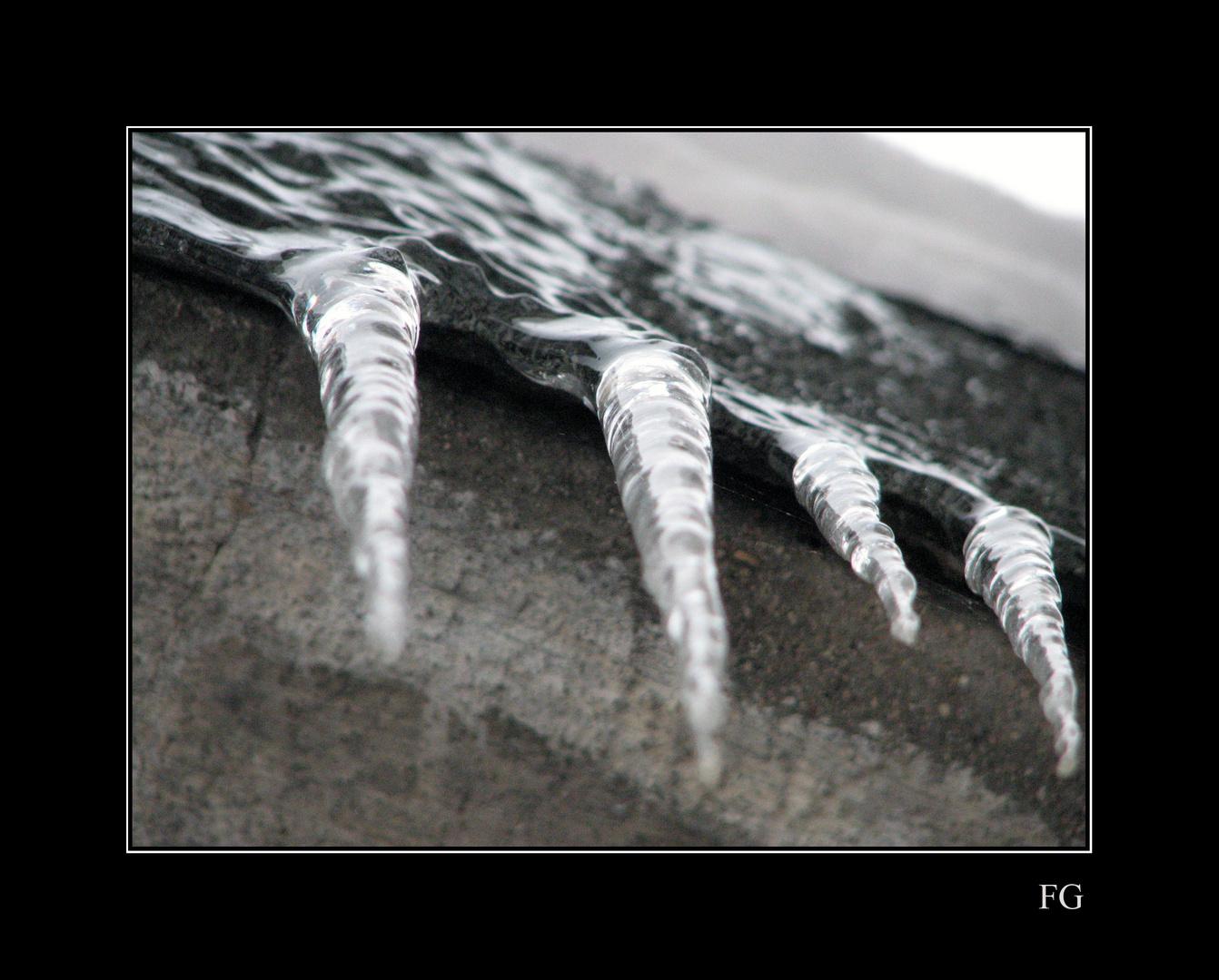 Il gelo...che spettacolo!