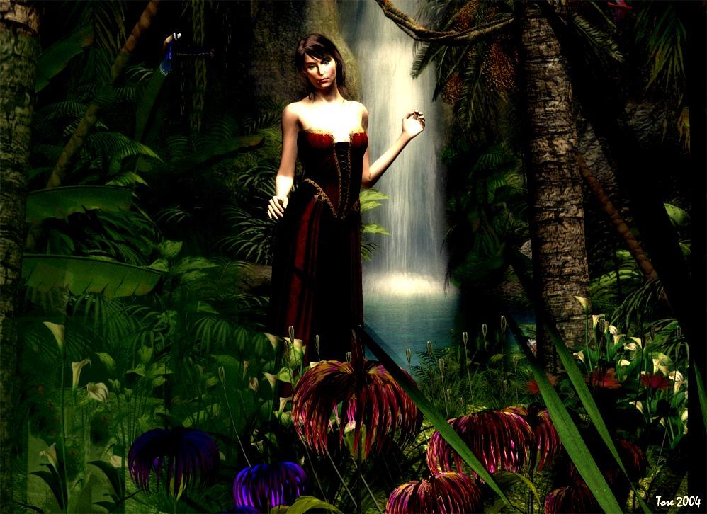 il giardino della principessa
