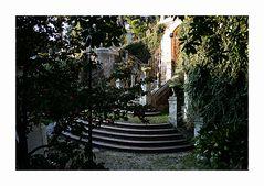 Il giardino di Villa Rocca