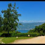 ..il giardino sul Lago!..
