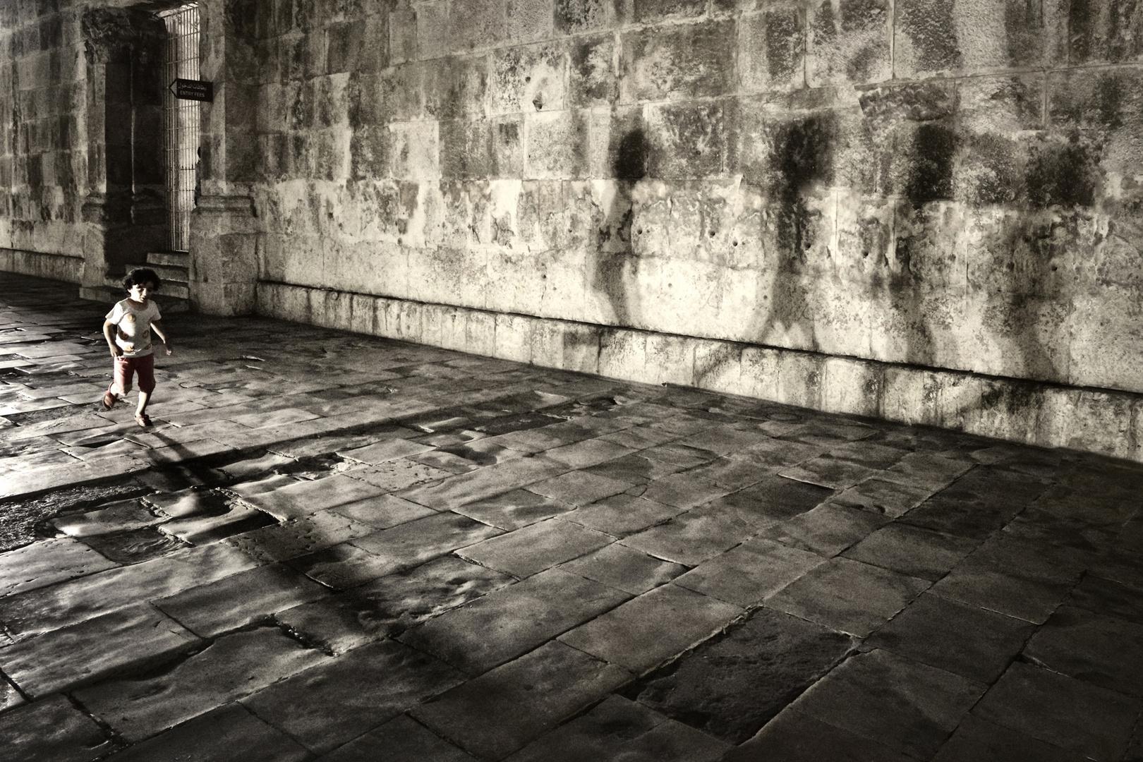 il gioco delle ombre