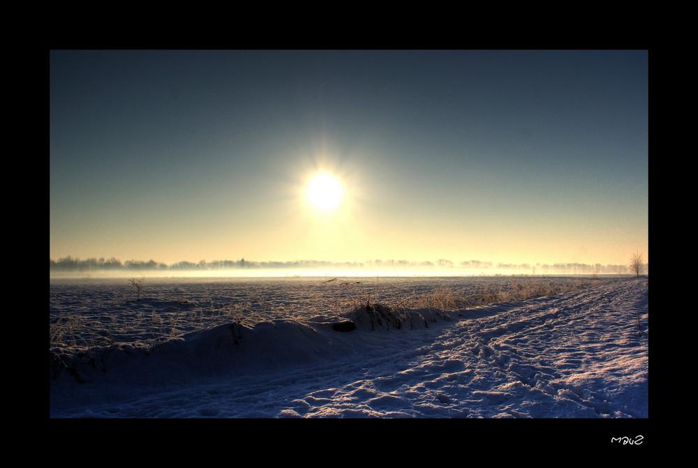 ... Il grande freddo....