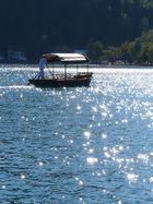 Il lago di Bled (slovenia)