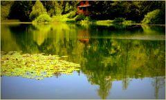IL lago di Cei...