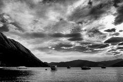 Il lago Maggiore da Caldè