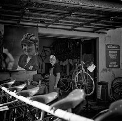 il maestro delle bici