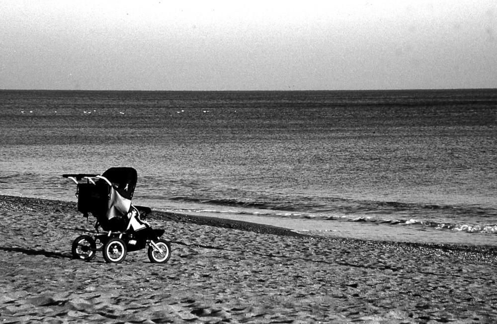 Il mare dall'infanzia