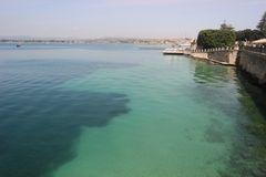 Il mare di Ortigia