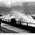 Il mare d'inverno...