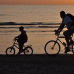 Il mare e la bici !!