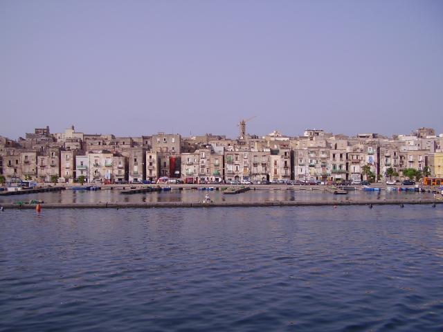 il mare e la città