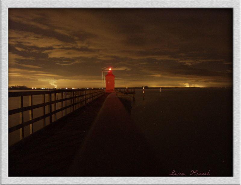 Il mare.....di notte