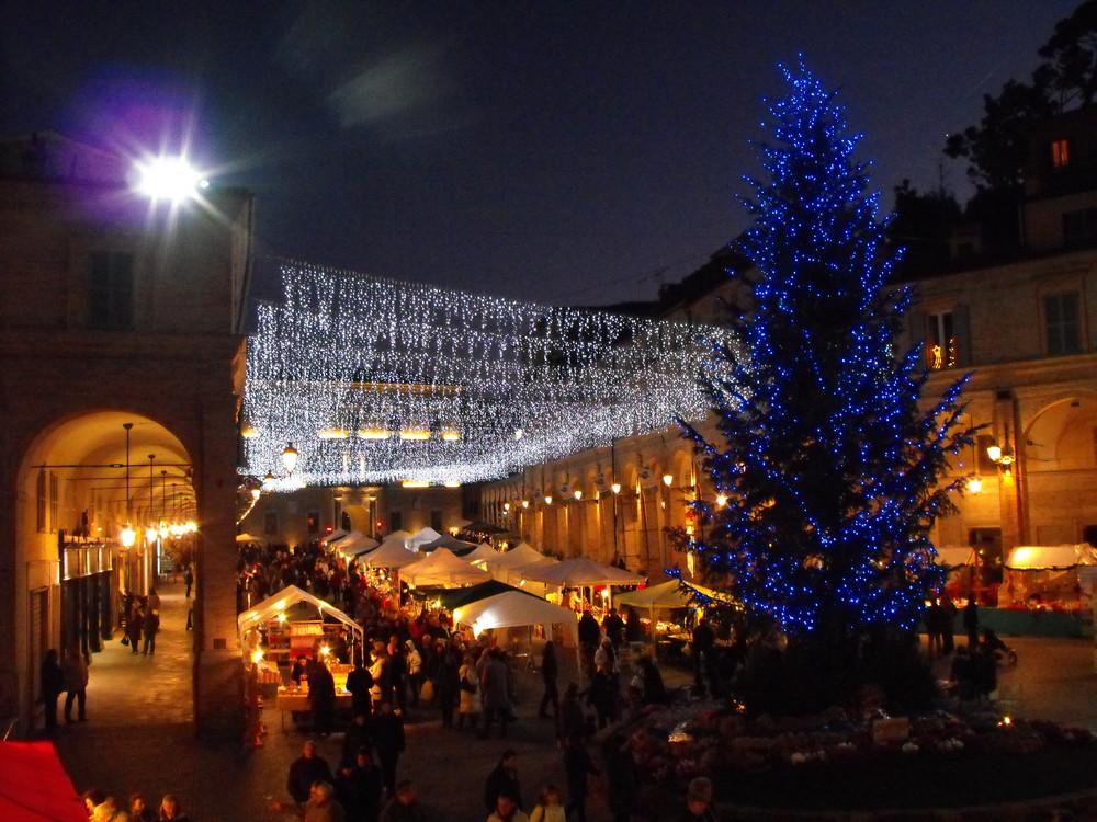il mercatino di Natale