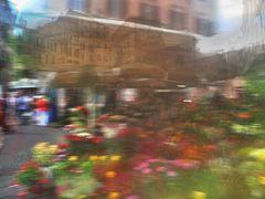 il mercato di Campo de Fiori