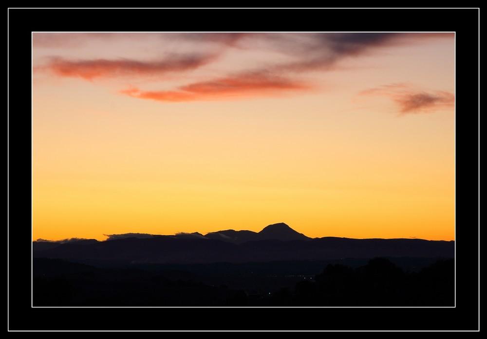 """il """"mio"""" tramonto"""