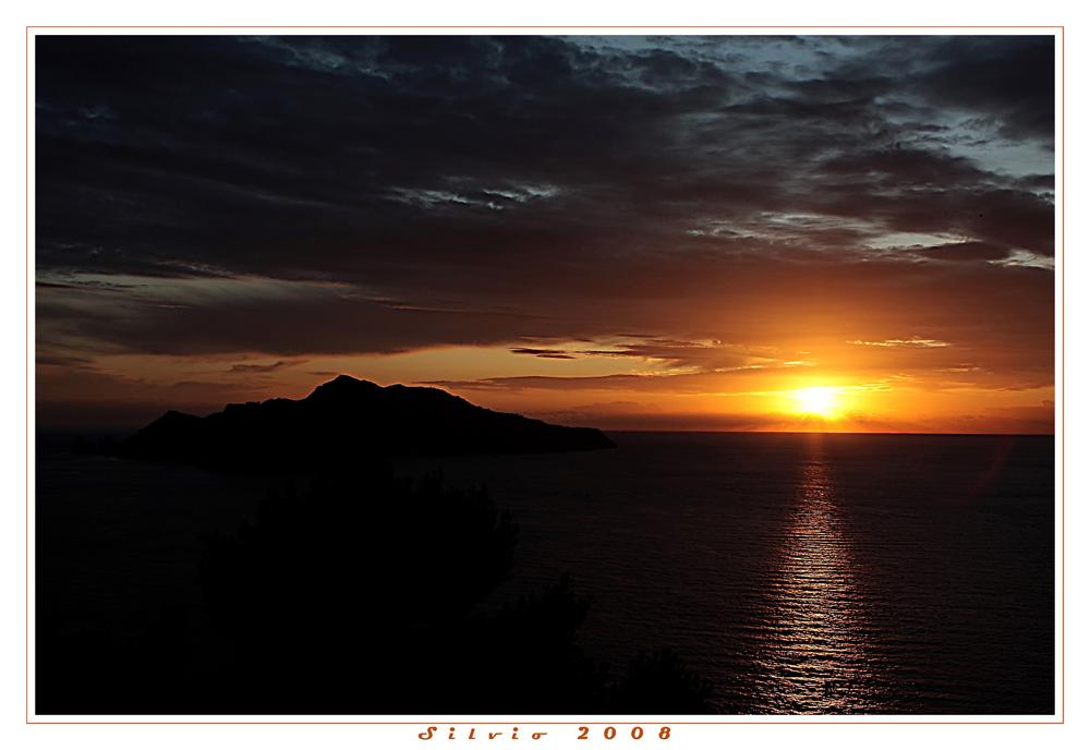 Il mio tramonto
