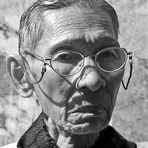il monaco intellettuale anziano