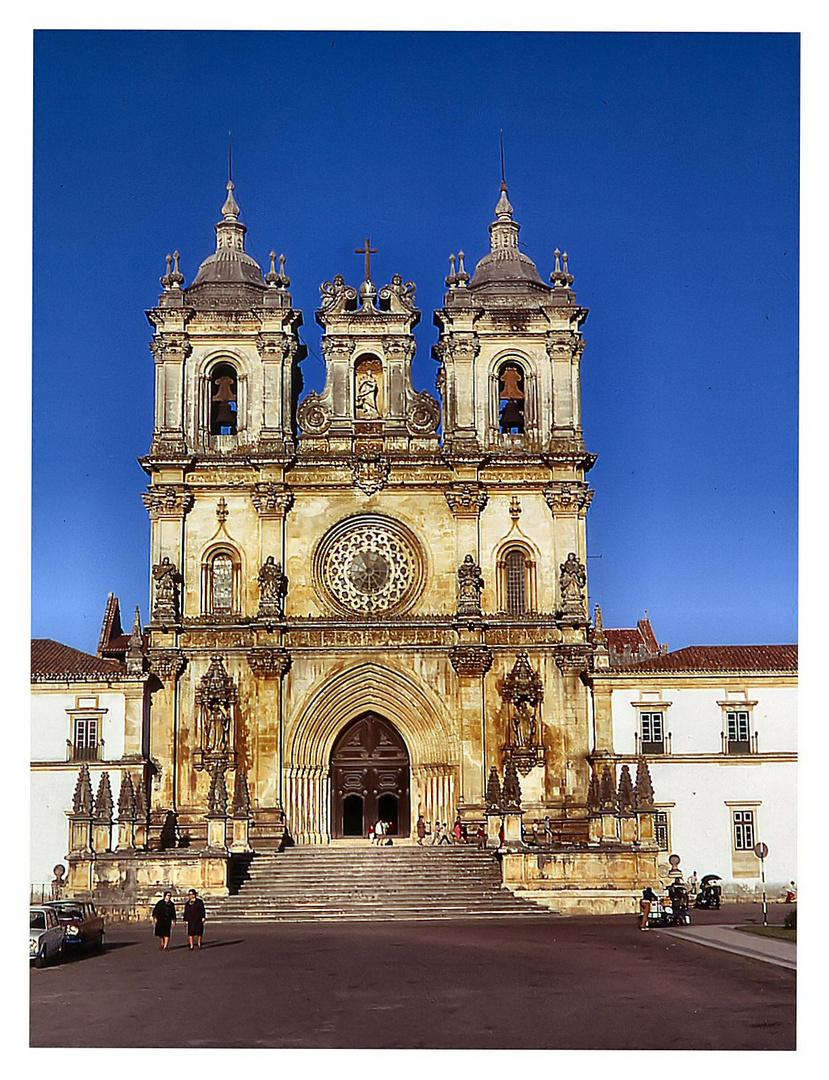 Il monasterio di Alcobaça.