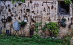 il muro ..del tempo di fornasier danila