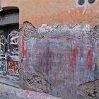 il muro dell'artista