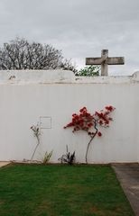 il muro e la croce