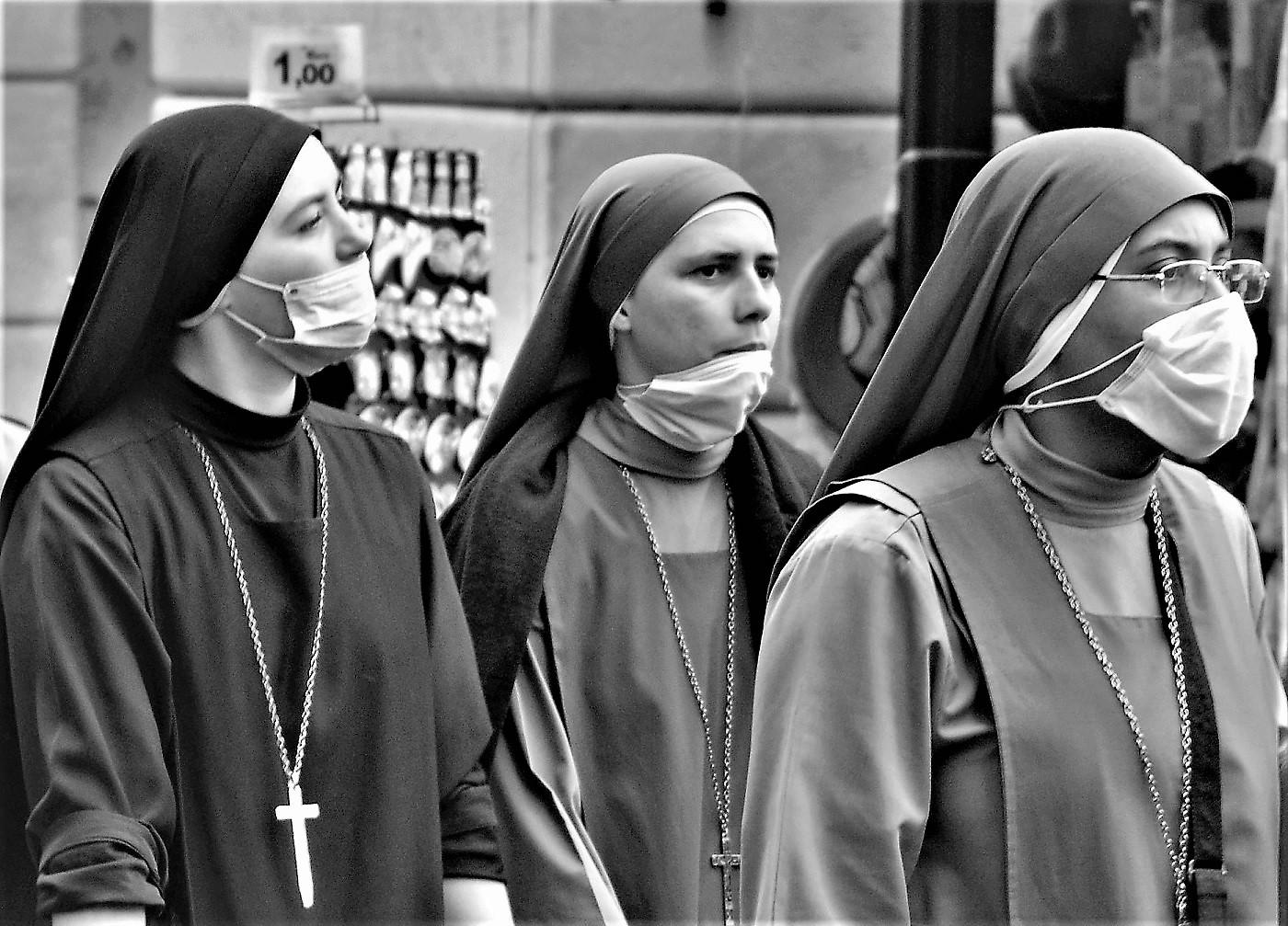 Il naso, sorelle...il naso!
