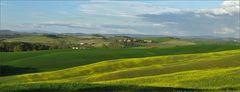 Il paesaggio della Toscana
