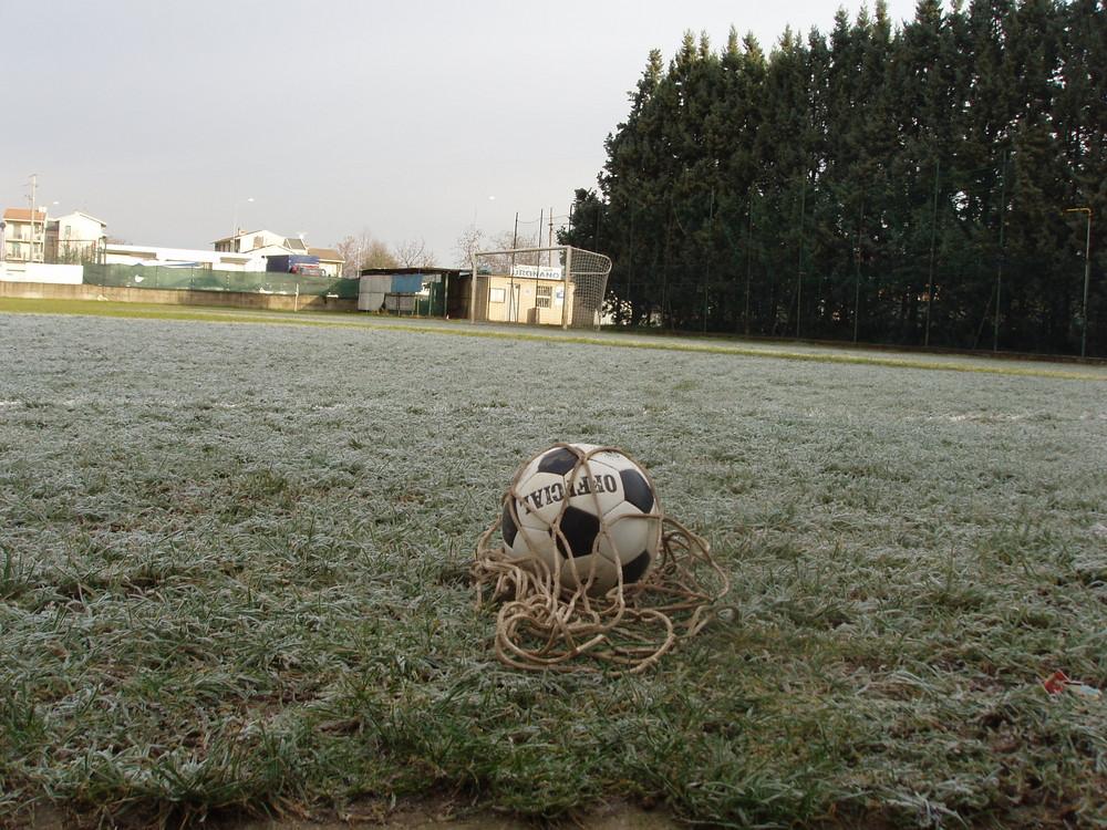 il pallone..nel sacco