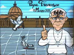 il Papa di Roma...