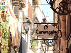 Il passaggio di Caravaggio in Sicilia...