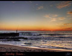 ..Il pescatore di tramonti..