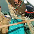 Il pescatore e la rete