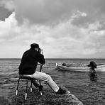 il pescatore modello
