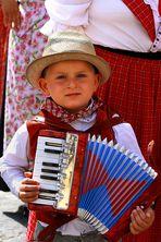 Il piccolo suonatore