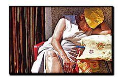 il pisolino della nonna.....