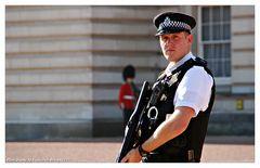 il poliziotto inglese