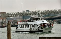 Il Ponte a Venezia di Santiago Calatrava